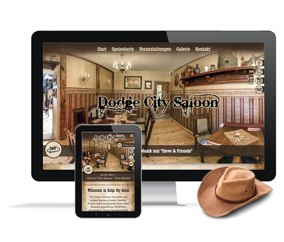 Dodge City Saloon